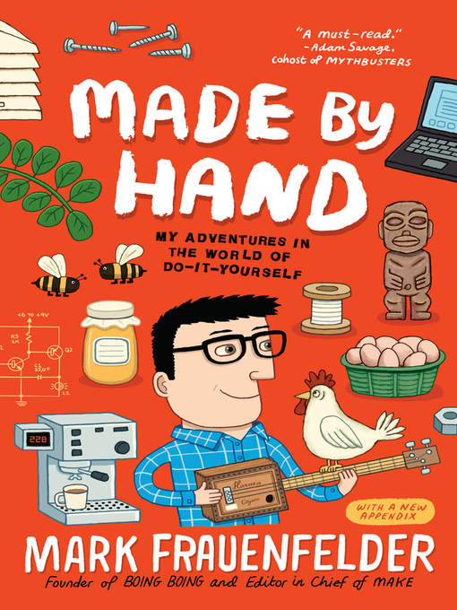 Made by Hand (eBook): My Adventures in the World of Do-It-Yourself