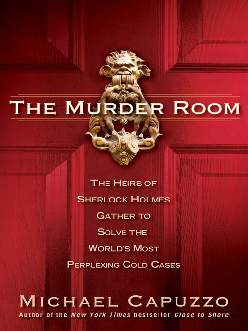 Cover image for The Murder Room
