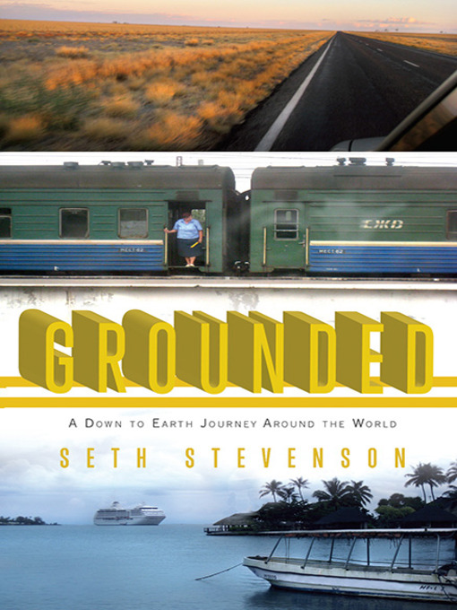 Cover image for Grounded