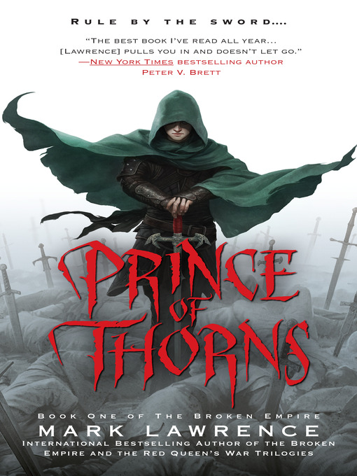 Prince of Thorns (eBook): Broken Empire Series, Book 1