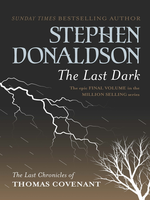 The Last Dark (eBook): The Last Chronicles of Thomas Covenant, Book 4