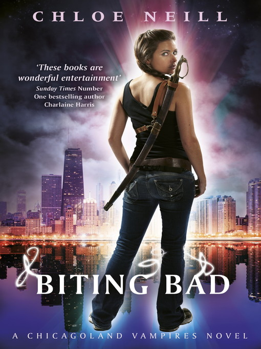 Biting Bad (eBook): A Chicagoland Vampires Novel