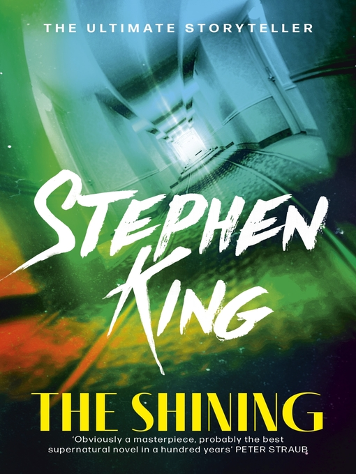 The Shining (eBook): The Shining Series, Book 1