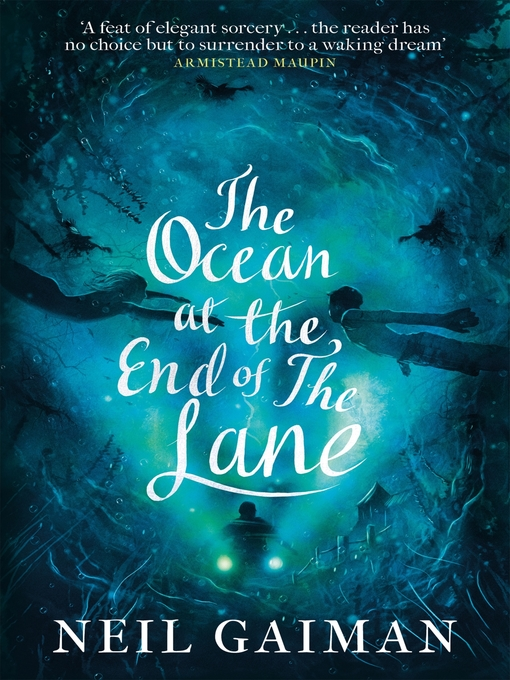 The Ocean at the End of the Lane (eBook)