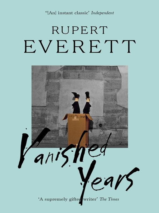 Vanished Years (eBook)