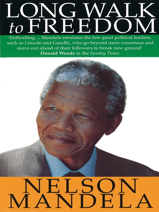 Long Walk to Freedom (eBook)