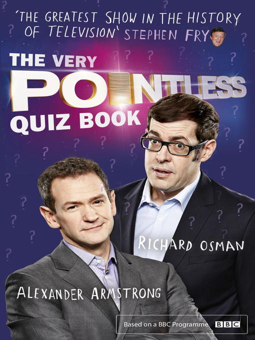 The Very Pointless Quiz Book (eBook)
