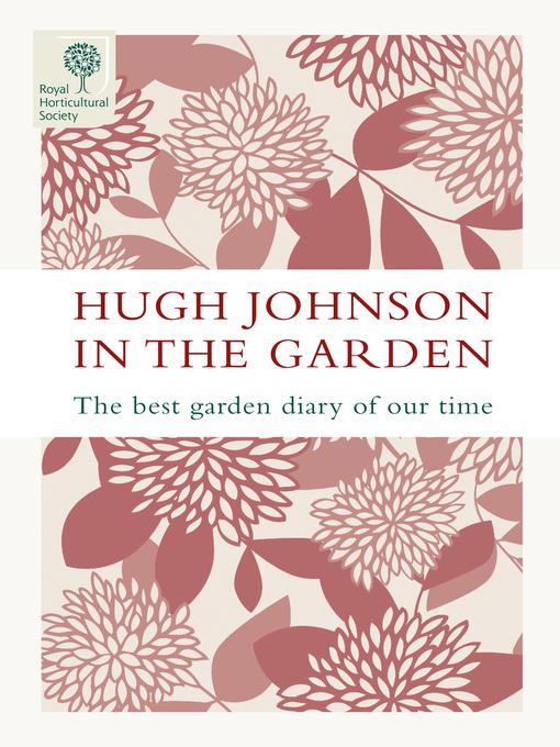 Hugh Johnson in the Garden (eBook)