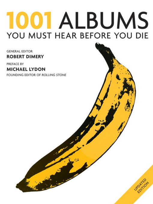 1001 Albums (eBook): You Must Hear Before You Die