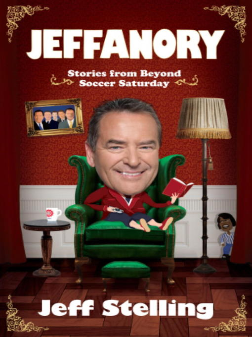 Jeffanory: Stories from Beyond Soccer Saturday: Stories from Beyond the Videprinter (eBook)