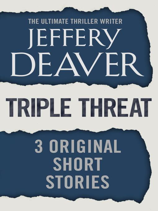Triple Threat (eBook): Three Original Short Stories