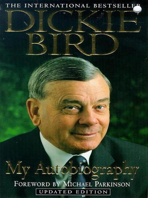 Dickie Bird Autobiography (eBook)