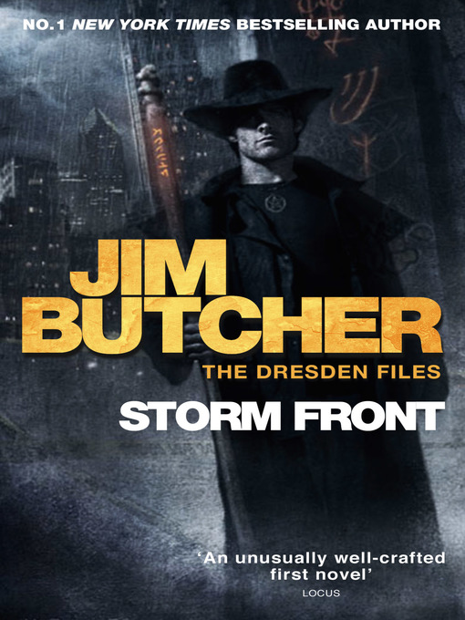 Storm Front (eBook): The Dresden Files Series, Book 1