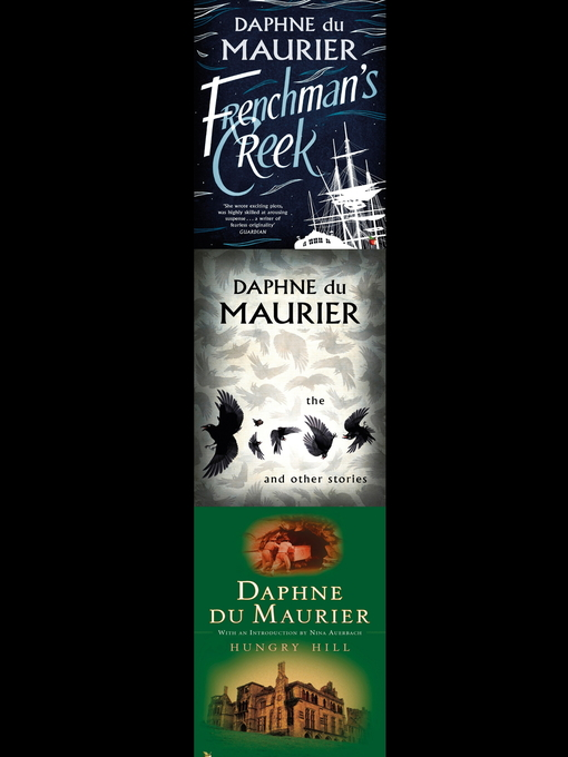 Daphne du Maurier Omnibus 1 (eBook): Frenchman's Creek; The Birds & Other Stories; Hungry Hill