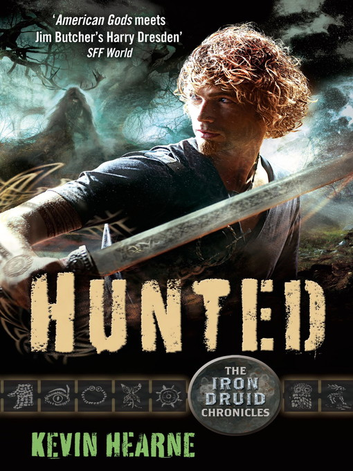 Hunted (eBook): The Iron Druid Chronicles, Book 6