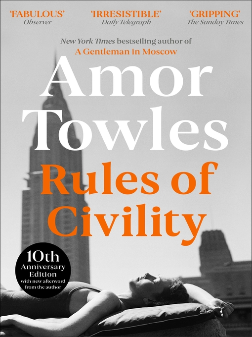 Rules of Civility (eBook)