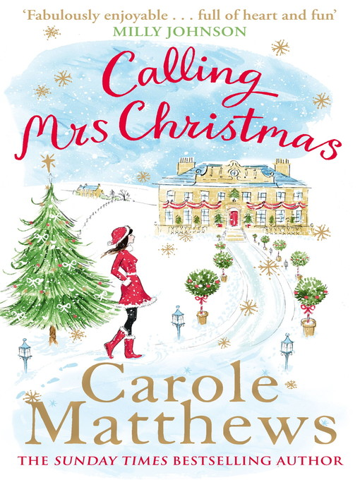 Calling Mrs Christmas (eBook)
