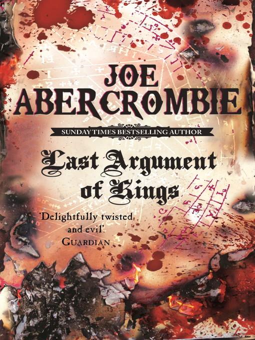 last argument of kings epub