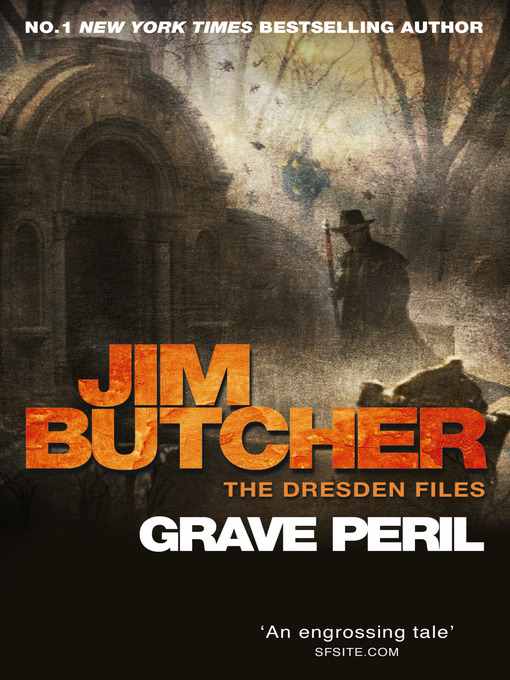 Grave Peril (eBook): The Dresden Files Series, Book 3