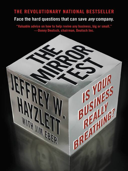 The Mirror Test (eBook): Is Your Business Really Breathing?