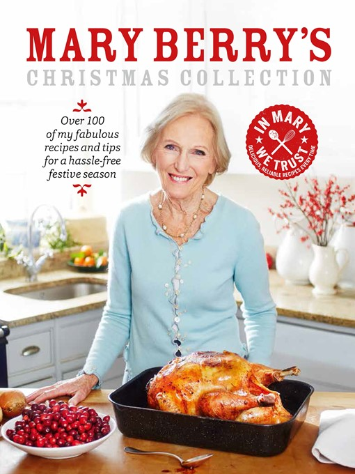 Mary Berry's Christmas Collection (eBook)