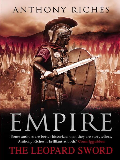 The Leopard Sword: Empire Series, Book 4 - Empire (eBook)