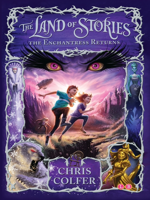 The Land of Stories (eBook): The Enchantress Returns