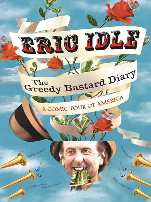 The Greedy Bastard Diary (eBook): A Comic Tour of America