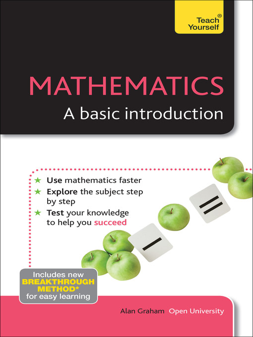 Basic Mathematics (eBook)