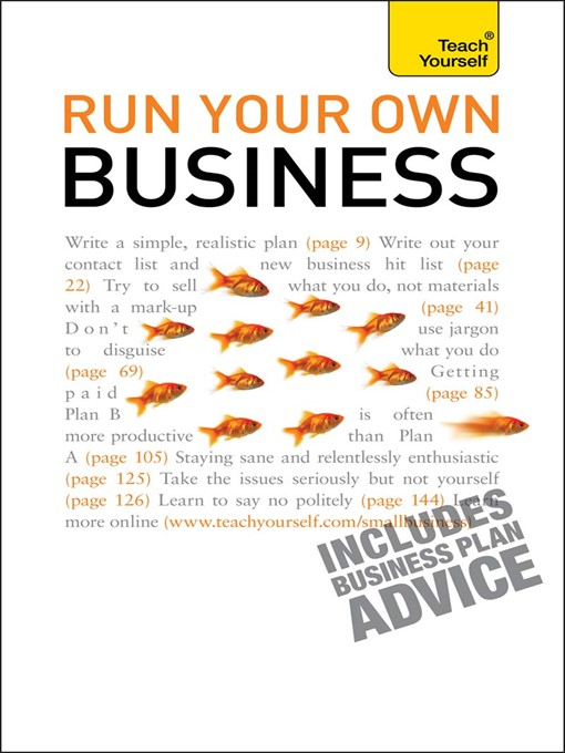 Run Your Own Business (eBook)