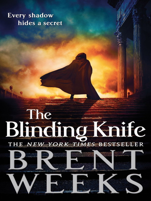The Blinding Knife (eBook): Lightbringer Series, Book 2