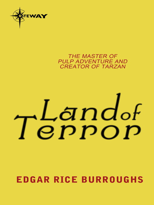Land of Terror (eBook): Pellucidar Book 6