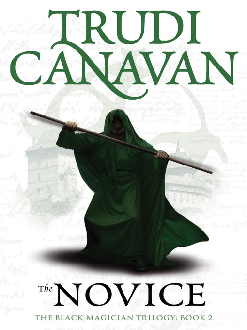 The Novice (eBook): Black Magician Trilogy, Book 2