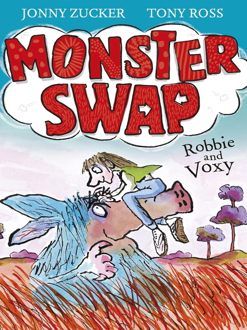 Robbie and Voxy (eBook): Monster Swap Series, Book 1