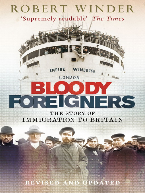 Bloody Foreigners (eBook)