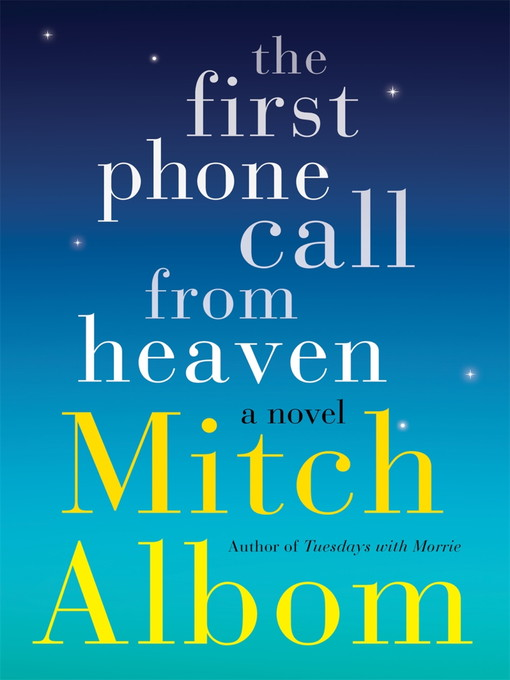 The First Phone Call From Heaven (eBook)
