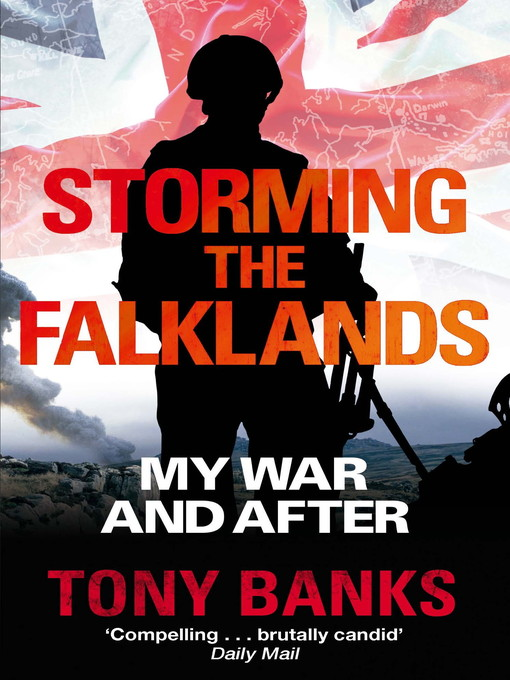 Storming the Falklands: My War and After (eBook)
