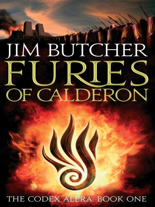 Furies of Calderon (eBook): Codex Alera Series, Book 1