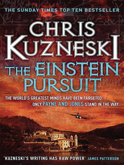 The Einstein Pursuit (Payne & Jones 8) (eBook)