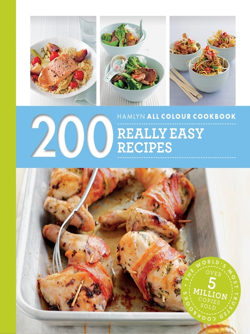 200 Really Easy Recipes (eBook)