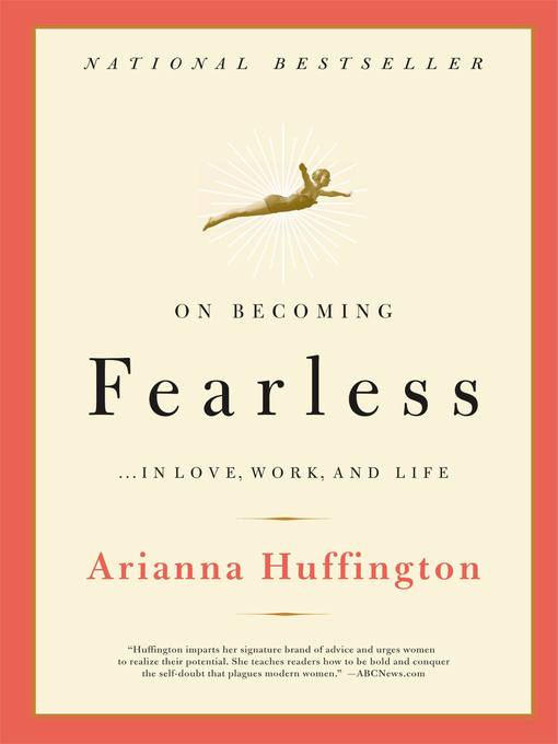 On Becoming Fearless...in Love, Work, and Life (eBook)