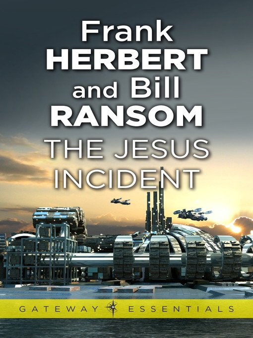 The Jesus Incident (eBook): Pandora Sequence Series, Book 2