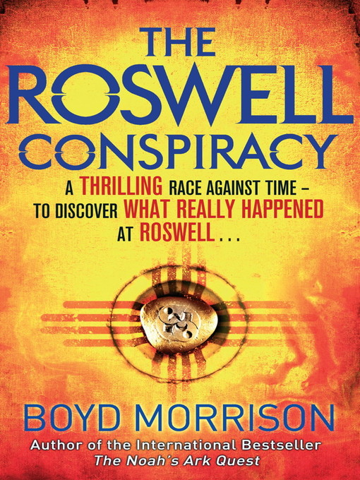The Roswell Conspiracy: Tyler Locke Series, Book 3 - Tyler Locke (eBook)