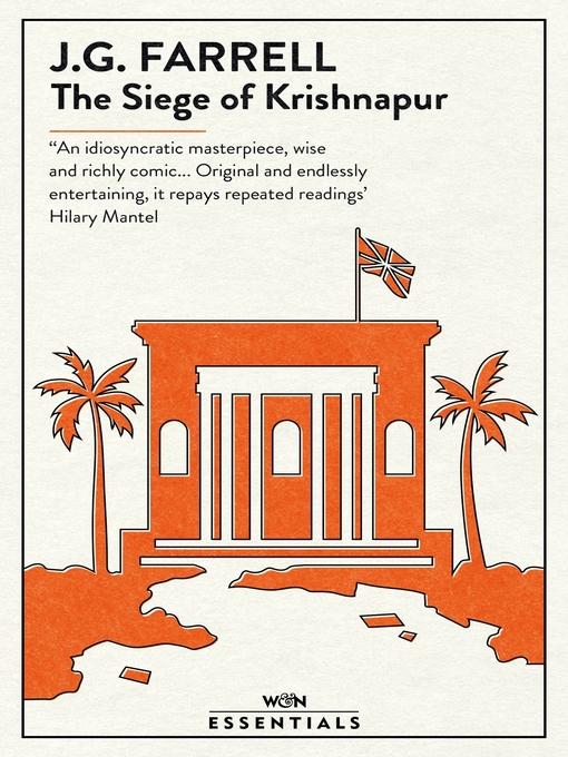 The Siege Of Krishnapur (eBook): Empire Trilogy, Book 2