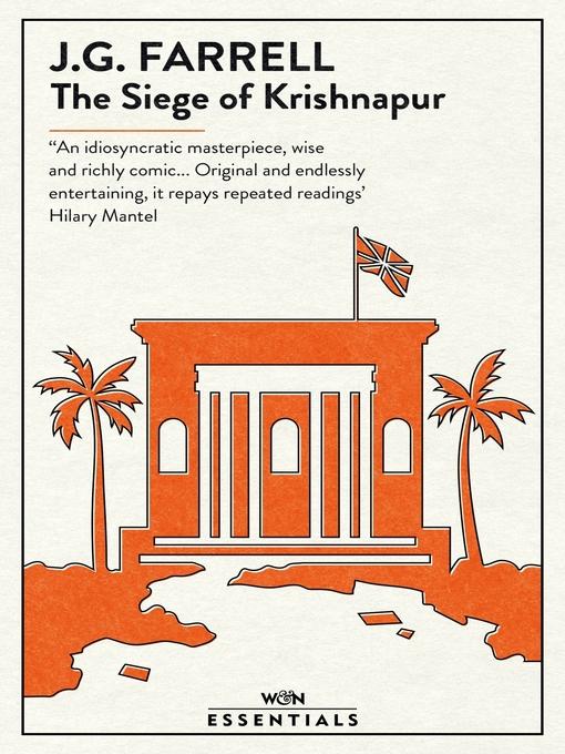 The Siege Of Krishnapur: Empire Trilogy, Book 2 - Empire Trilogy (eBook)
