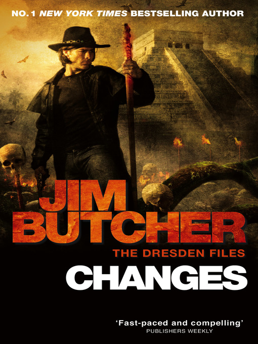 Changes (eBook): The Dresden Files Series, Book 12