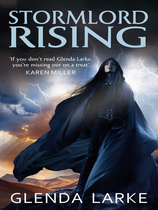 Stormlord Rising (eBook): Stormlord Trilogy, Book 2