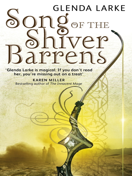 Song of the Shiver Barrens (eBook): Mirage Makers Series, Book 3