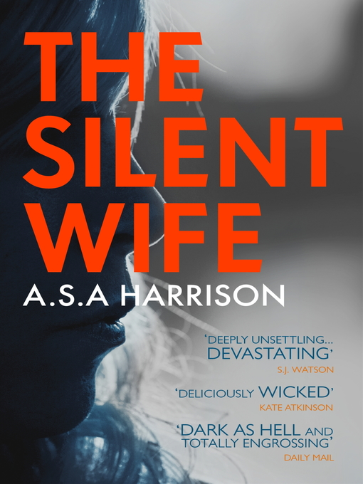 The Silent Wife (eBook)