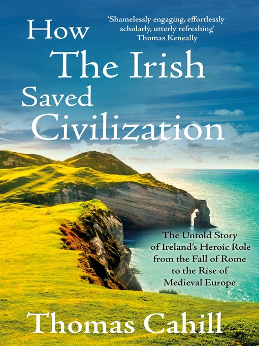 cahill paper did the irish save civilization How did the irish save civilization christianity caused conflict within rome which contributed to rome's gradual fall thomas cahill who wrote the book.